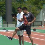 小池祐貴【陸上】の練習やコーチについて!高校時代や筋肉についても