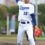 鈴木翔太投手【中日】の移籍先の候補は?年棒推移や成績推移や現在の実力も