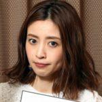 片瀬那奈は結婚してる?歴代彼氏は?髪型【最新】の画像や学歴についても